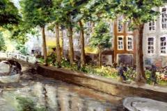 2000-Bloemenmarkt-Delft-acryl