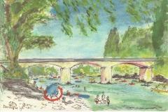 1998-Dordogne-aquarel