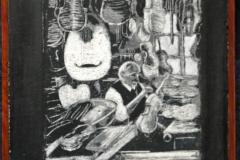 vioolbouwer 2012 (gips)